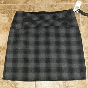 NWT Dalia Collection wool blend skirt Sz 10
